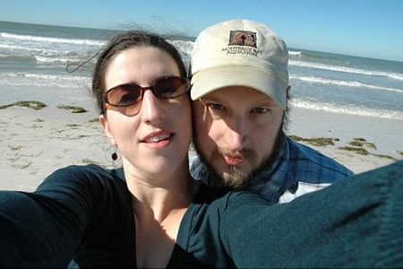 Justin Sytsma and Erika McClintock, Florida, USA.